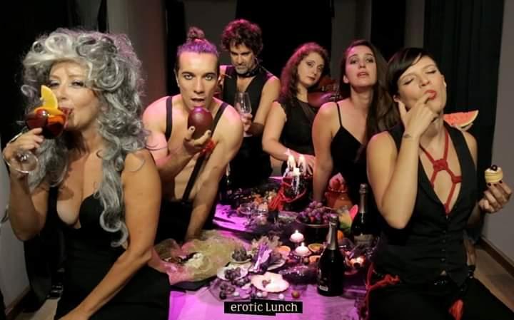 erotic lunch team